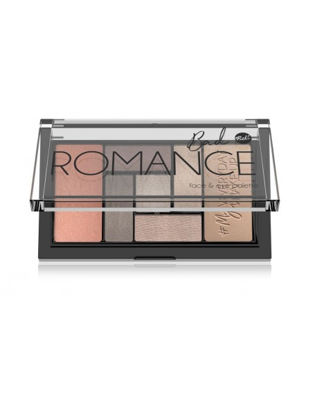 Bad Romance Face & Eye Palette