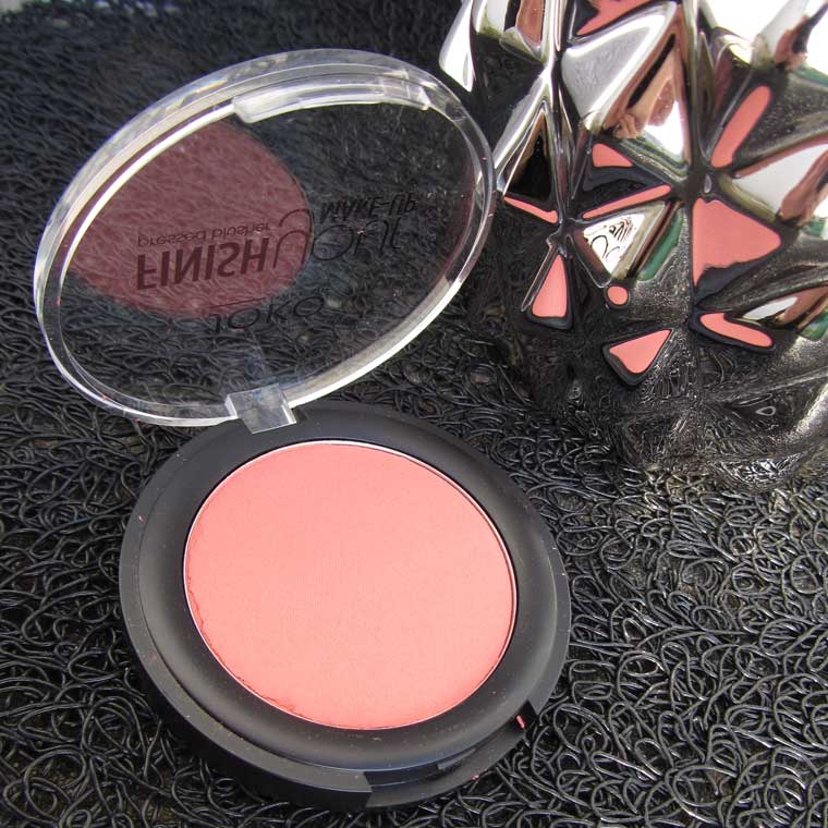 Blush : test du fard Finish your make-up by Joko